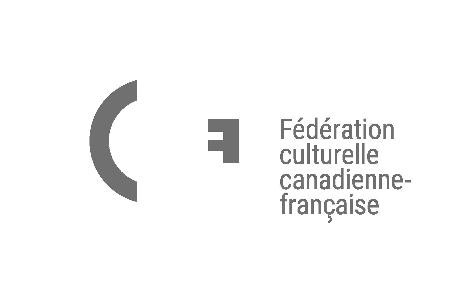 Logo FCCF white