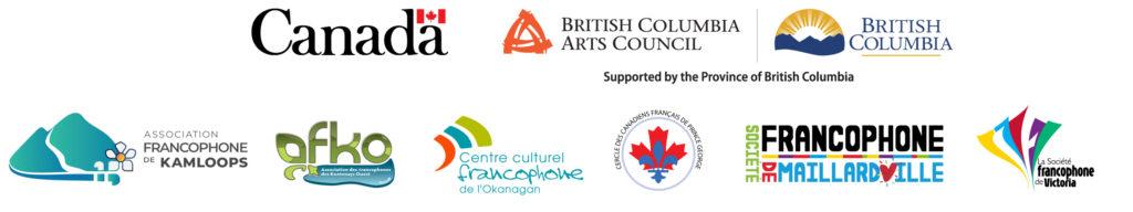 Logos partenaires Créations connexes
